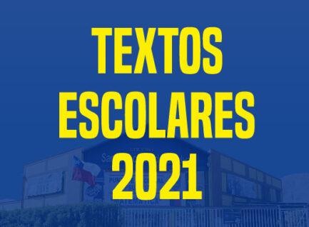 Textos escolares 2021