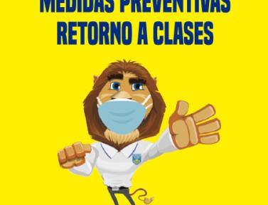Medidas de Prevención COVID