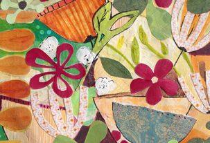 Taller Artes Collage- Colegio San Francisco de La Selva